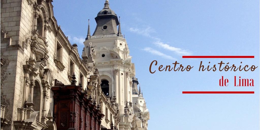 Centro hist rico de lima la ciudad - Centro historico de madrid ...