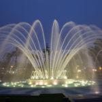 Circuito magico del agua en Lima Peru
