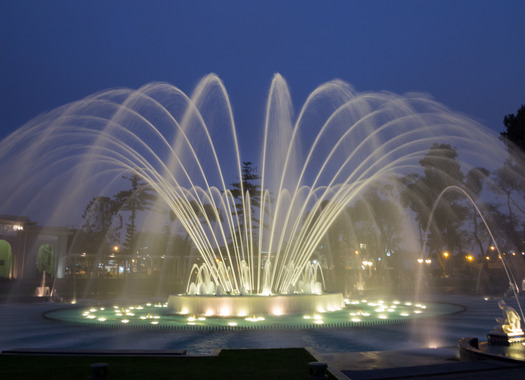 Circuito Magico Del Agua : Circuito mágico del agua qué ver precios y horarios