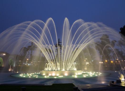 Circuito de agua Lima