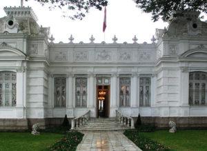 Fachada de Museo Pedro de Osma