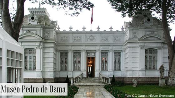 Museo Pedro de Osma portada