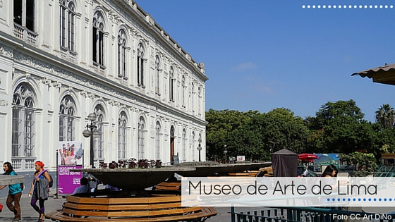 Museo de arte de lima MALI portada