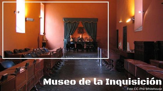 Museo de la inquisición portada