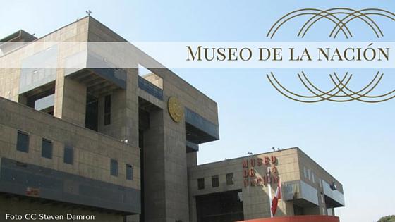 Museo de la nacion portada