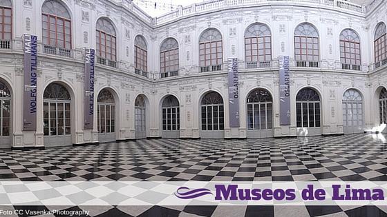 Museos de lima fachada museo de arte de lima