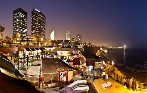 Zonas donde dormir en Lima