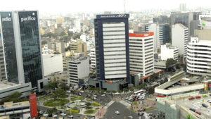 Edificios de San Isidro Lima