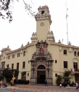 Edificios en Miraflores Lima