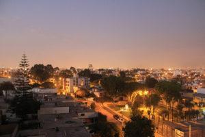 Panoramica de santiago de surco Lima