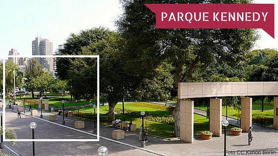 Parque Kennedy portada