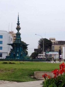 Calles en el Callao Lima