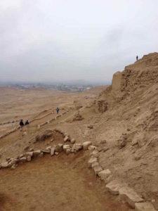 Sitio arqueologico Pachacamac