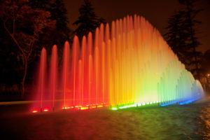 Circuito magico del agua en Lima