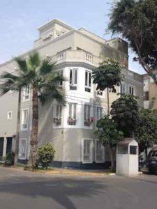 Hostales en Lima